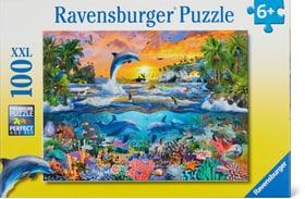 Tropen-Paradies Puzzle Puzzle Ravensburger 748978000000 Bild Nr. 1