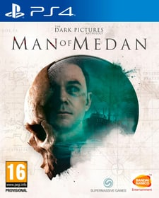 PS4 - The Dark Pictures: Man of Medan Box 785300140271 Photo no. 1
