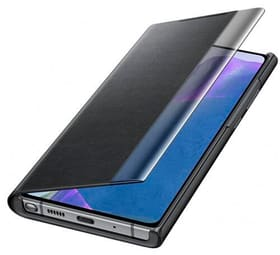 Clear View Cover Note 20 black Hülle Samsung 785300154892 Bild Nr. 1