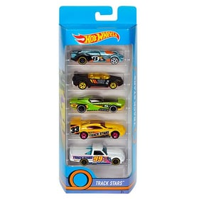 Hot Wheels 1806 Set véhicule 5 Pce 744153200000 Photo no. 1