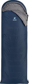 Astro 400 Sac de couchage en duvet Deuter 490726410022 Longueur à gauche Couleur bleu foncé Photo no. 1