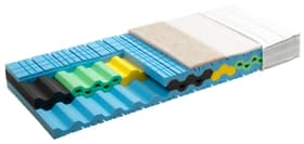 ELANPLUS III soft Matratze robusta 403322114910 Breite 140.0 cm Länge 190.0 cm Bild Nr. 1