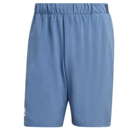 Club Stretch Woven Tennis Shorts Pantaloncini da uomo Adidas 473240800547 Taglie L Colore denim N. figura 1