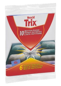 Motten-Papier, 10 Stück Neocid 658424500000 Bild Nr. 1