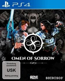 PS4 - Omen of Sorrow (D) Box 785300135398 Photo no. 1