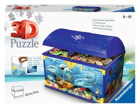 Cassa del tesor Mondo sott'acqua 216 p. Puzzle Ravensburger 748676000000 N. figura 1