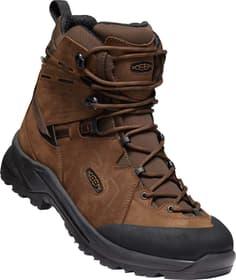 Karraig Mid WP Chaussures de randonnée pour homme Keen 473320941070 Couleur brun Taille 41 Photo no. 1
