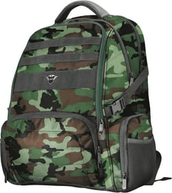 "GXT 1250G Hunter Gaming Backpack for 17.3"" Laptops Gaming Sac a dos Trust-Gaming 785300156030 Photo no. 1"