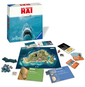 Jaws Game - Les Dents (DE) Jeux de société Ravensburger 749000390000 Langue Allemend Photo no. 1