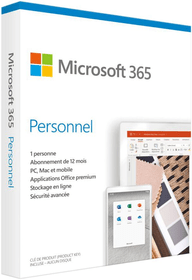 365 Personnel (F) Physisch (Box) Microsoft 785300153614 Bild Nr. 1