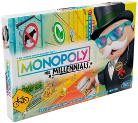 Monopoly Millennials (DE) Gesellschaftsspiel Hasbro Gaming 746155090000 Sprache _DE Bild Nr. 1