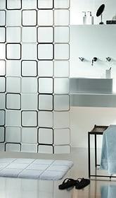 Duschvorhang Frame spirella 675849700000 Bild Nr. 1