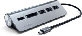 USB-C Aluminium Hub Hub USB Satechi 785300142357 Photo no. 1