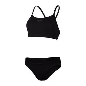 Endurance+ Thinstrap 2 PC Bikini Speedo 468113203820 Grösse 38 Farbe schwarz Bild-Nr. 1