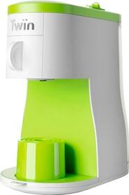 Twin Macchina da caffè in capsule summer green