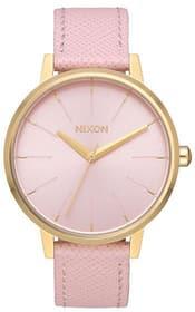 Kensington Leather Light Gold Pink 37 mm Orologio da polso Nixon 785300137014 N. figura 1