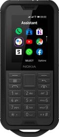 800 Tough Black Smartphone Nokia 785300148209 Bild Nr. 1