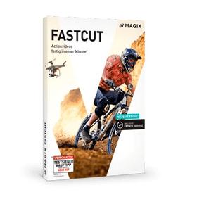 MAGIX Fastcut Plus Edition [PC] (D) Physique (Box) 785300139172 Photo no. 1