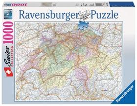 Schweizerkarte Puzzle Ravensburger 747944900000 Bild Nr. 1