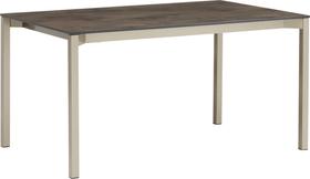 MALO Table au jardin 408012814004 Dimensions L: 140.0 cm x P: 80.0 cm x H: 75.0 cm Couleur OXIDO TERRA Photo no. 1