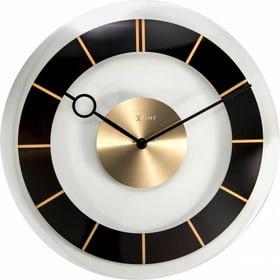 Horloge Murale Rétro Noir Diamètre Horologe murale NexTime 785300141175 Photo no. 1