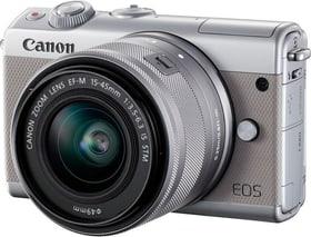 EOS M100 KIT 15-45mm gris, 24.2 MP Kit appareil photo hybride Canon 785300144987 Photo no. 1