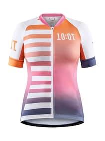 HMC Endur Graphic Maillot de cyclisme pour femme Craft 463902500310 Taille S Couleur blanc Photo no. 1