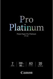 Pro Platinum Photo Paper A3 PT-101 Fotopapier Canon 798533000000 Bild Nr. 1