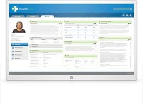 "Healthcare Edition HC271 27"" Monitor HP 785300153901 Bild Nr. 1"