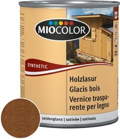 Vernice trasparente per legno Castagna 2.5 l Miocolor 661125900000 Colore Castagna Contenuto 2.5 l N. figura 1