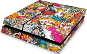 EpicSkin Stickerbomb Color PS4 785300144540 Photo no. 1