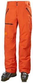 SOGN CARGO PANT Pantalon de ski pour homme Helly Hansen 460371200334 Taille S Couleur orange Photo no. 1