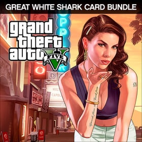 PC - Grand Theft Auto V Great White Shark Cash Card Bundle Download (ESD) 785300133672 Photo no. 1