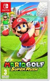 NSW - Mario Golf: Super Rush Box Nintendo 785300158348 N. figura 1