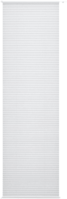 DAY-LIGHT Store plissé duette 430750805010 Couleur Blanc Dimensions L: 50.0 cm x H: 140.0 cm Photo no. 1