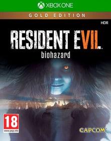 Xbox One - Resident Evil 7 Gold Edition Box 785300132430 Bild Nr. 1