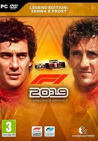 PC - F1 2019 Legends Edition I Box 785300144626 Bild Nr. 1