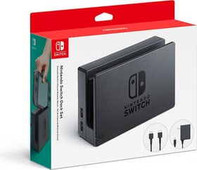 Switch Dock Set Dockingstation Nintendo 798184000000 Photo no. 1