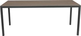 LOCARNO, 160 cm, struttura antracite, piano Ceramica Tavolo 753193016082 Taglio L: 160.0 cm x L: 80.0 cm x A: 74.0 cm Colore Basalt N. figura 1