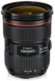 EF 24-70mm f/2.8L USM II Objektiv Canon 793386500000 Bild Nr. 1