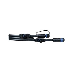 Plug&Shine Connector 1M 3-OUT Verbindungskabel Paulmann 613098400000 Bild Nr. 1