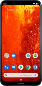 8.1 Blau Smartphone Nokia 78530014181819 Bild Nr. 1