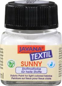 Stoffmalfarbe Tex Sunny helle Stoffe C.Kreul 664726290911 Farbe Weiss Bild Nr. 1
