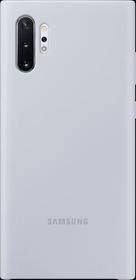 Silicone Cover silver Custodia Samsung 785300146396 N. figura 1