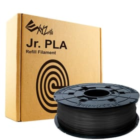 Filament PLA noir 600g 1,75mm Filament XYZprinting 785300125415 Photo no. 1