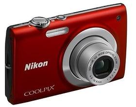 Nikon Coolpix S2500 red Nikon 79335030000011 Bild Nr. 1