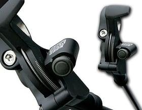 Lockout Schalter Rockshox schwarz Velo-Gabel und Rahmenteile 9049018321 Bild Nr. 1