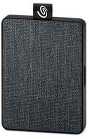 One Touch SSD 500GB schwarz SSD Extern Seagate 785300155568 Bild Nr. 1