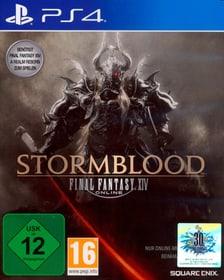 PS4 - Final Fantasy XIV: Stormblood Box 785300122328 Photo no. 1