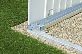 Cadre de sol en aluminium pour l´abri de jardin AvantGarde A4 Biohort 647291200000 Photo no. 1